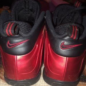 Nike Shoes - Red foamposites